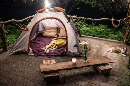 ☯️CAMPERS! ESCAPE in Nature-ZEN-RELAX-RECHARGE ☯️