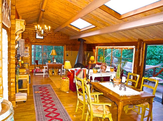 Tranquil Cabin right outside SF - Larkspur - House