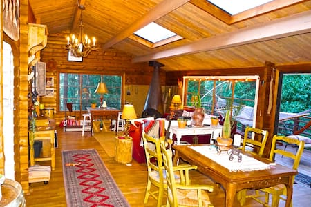 Tranquil Cabin right outside SF - 라크스퍼(Larkspur)