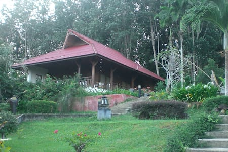 Holiday House with seaview - Krabi Thailand - Casa