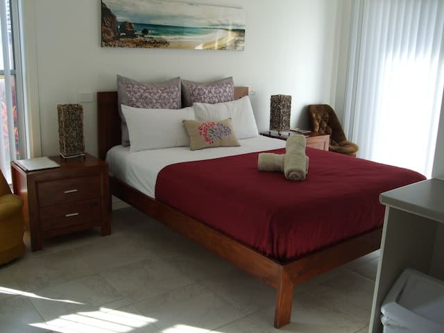 Coffs Jetty Studio Apartment - Coffs Harbour