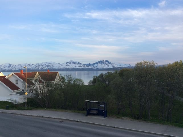 1-2 rooms at Telegrafbukta - Tromsø - Apartment