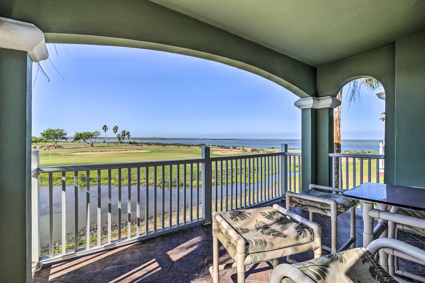 Let your worries melt away at this luxurious vacation rental townhome!