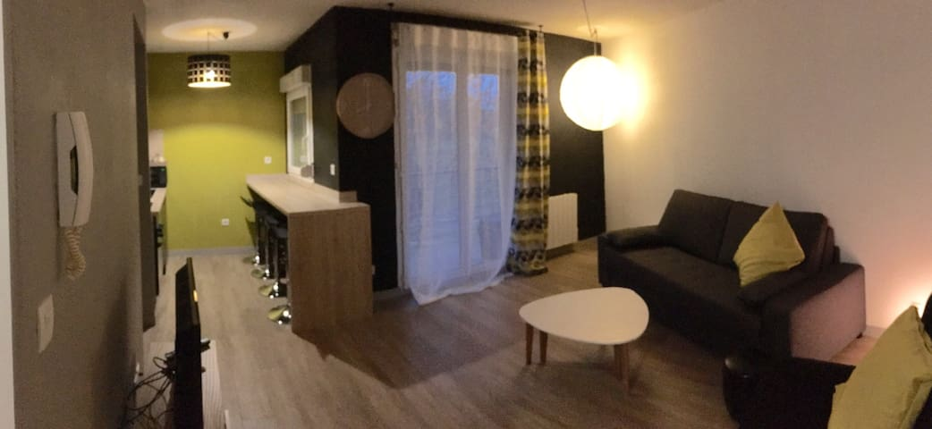 """""""Appartement Cosy"""" Idéal pour un séjour au Mans - Le Mans - Apartment"""