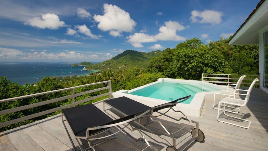 Naroua Pool Villa - Ko Tao - Casa de camp