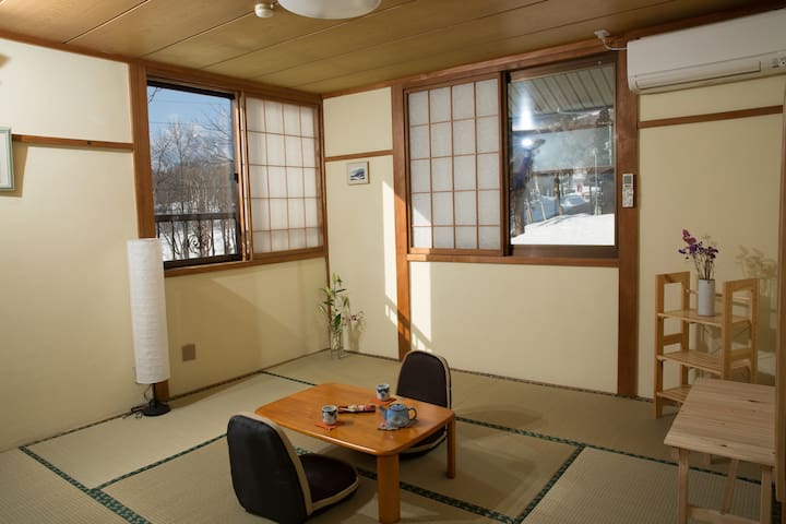 Myoko Mountain Lodge Japanese Room - Myoko