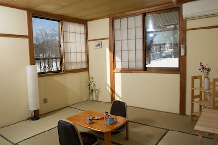 Myoko Mountain Lodge Japanese Room - Bed & Breakfast