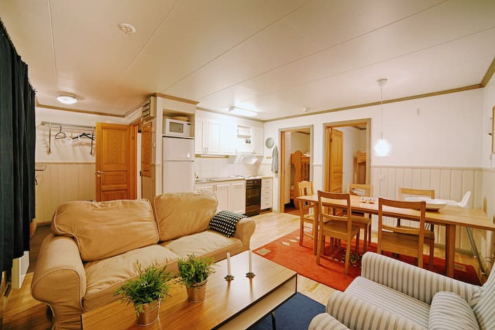 Family apartment in Tegefjäll/Åre - Åre SV - Cabana