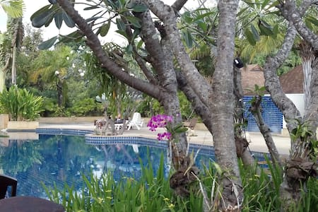 Garden villa (private van & driver) - Nong Kwai - Talo