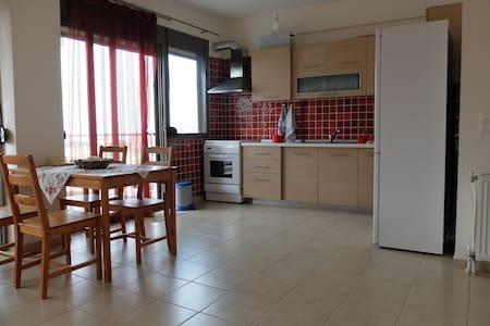 Διαμέρισμα με θέα στο Νέο Μαρμαρά