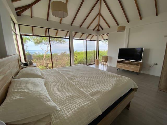 Ayampe Modern Villa/ Frente al mar
