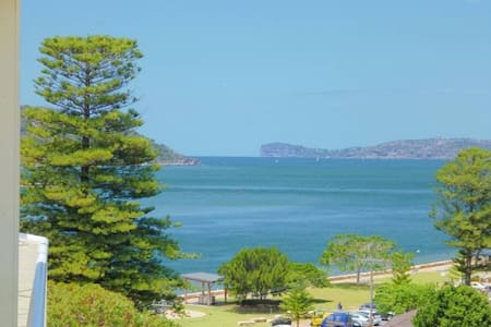 Luxury apartment on the waterfront - Ettalong Beach - Byt