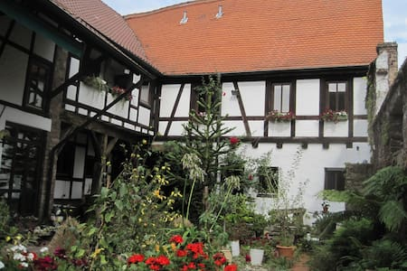Ferienwohnung in KA-Grötzingen - Karlsruhe - Huis