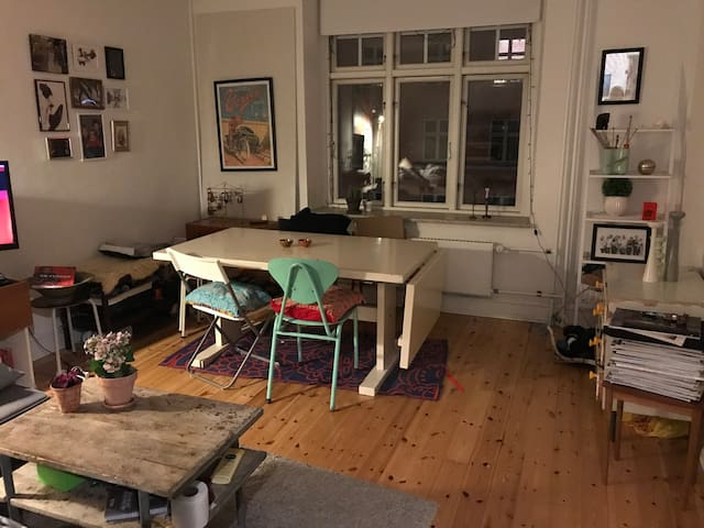 Cozy appartment in Copenhagen N.