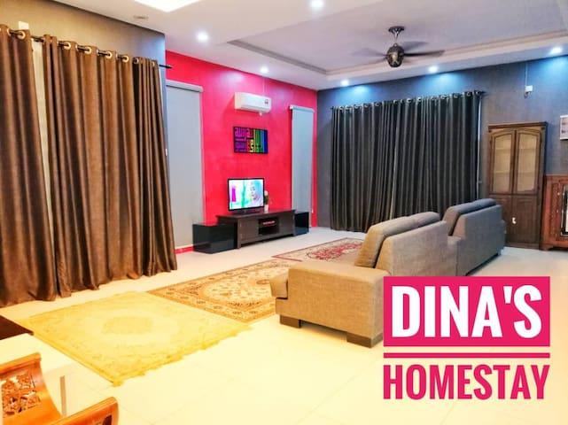 Dina's Homestay, new big and elegant