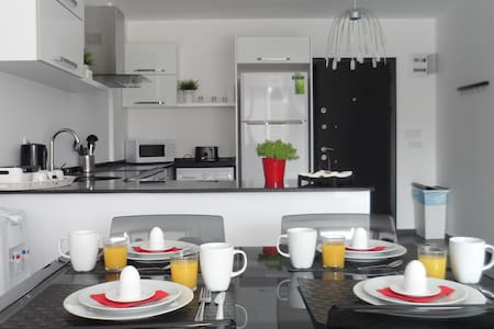 Gloednieuw appartement te Kusadasi - Кушадасы - Квартира