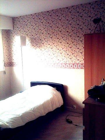 Chambres à louer pour Noël - Marly-le-Roi - Appartement