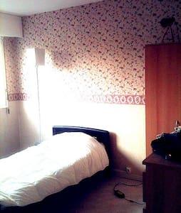 Chambres à louer pour Noël - Apartment