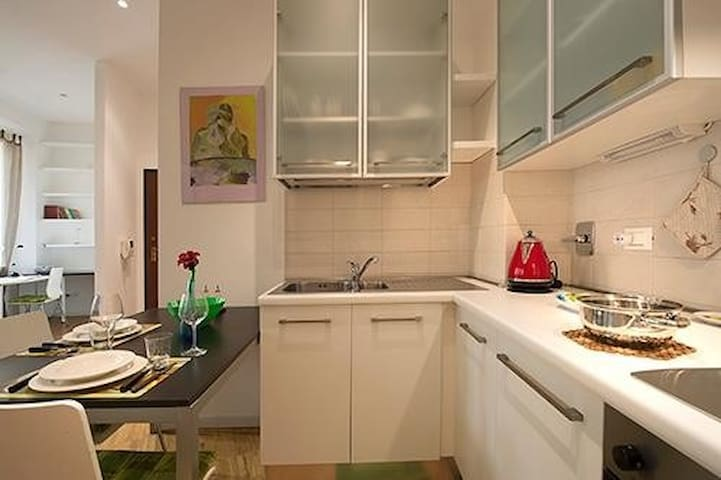 Lovely 1bd good area in Bologna3584 - Funo - Flat