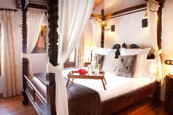 Habitación Doble Vieja Habana - Altea - Bed & Breakfast