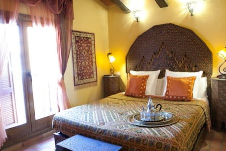 Standard room with Veranda - Kasbah - Altea