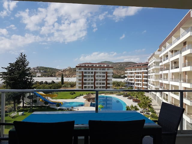 Barrierefreie Wohnung in Alanya - Demirtas