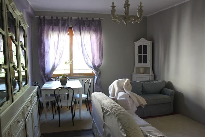 Ovindoli Shabby schic House  - magliano de Marsi  - Cabin