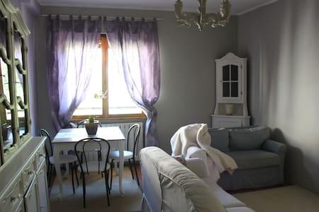 Ovindoli Shabby schic House  - magliano de Marsi  - 小木屋