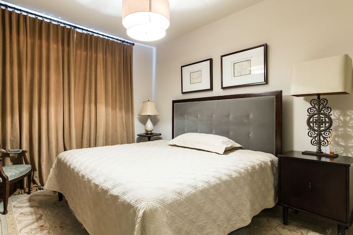 Downtown/Deep Ellum/Baylor Private BedBath Ensuite - Dallas - Apartment