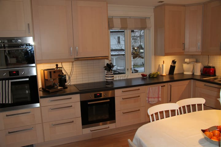 Big apartment in the city center - Stavanger - Daire