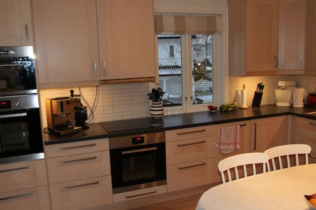 Big apartment in the city center - Stavanger - Flat