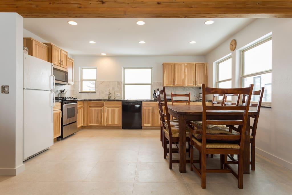 Kitchen remodeled December 2016