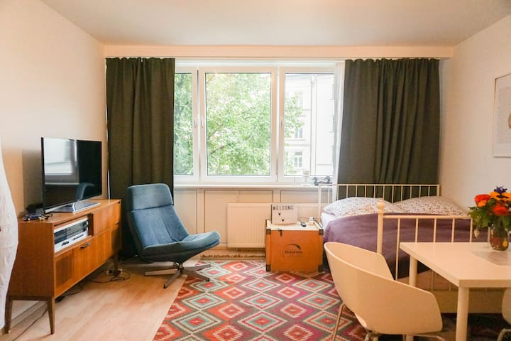 Light & cozy apartment in the heart of Munich