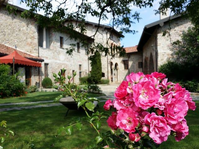 Suite del Camino in Castello  - Cernusco Lombardone - Castle