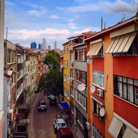 Think Sweet, Cosy Décore in Beşikaş - Стамбул - Лофт