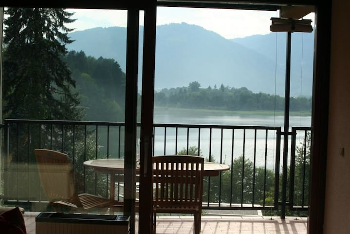 Wonderful apartment at the Ossiacher lake - Villach - Apartamento
