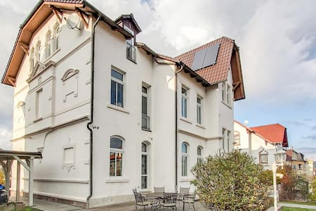 Holiday apartment with 2 bedrooms on 110m² in Sondershausen