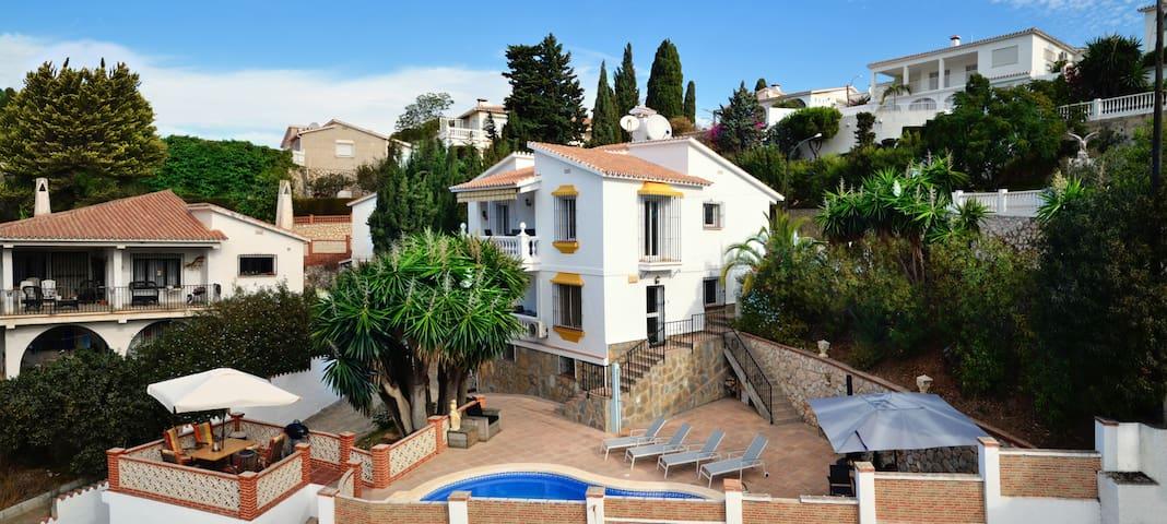 Casa Andalucia | La Luna (4 prs) Near Malaga!
