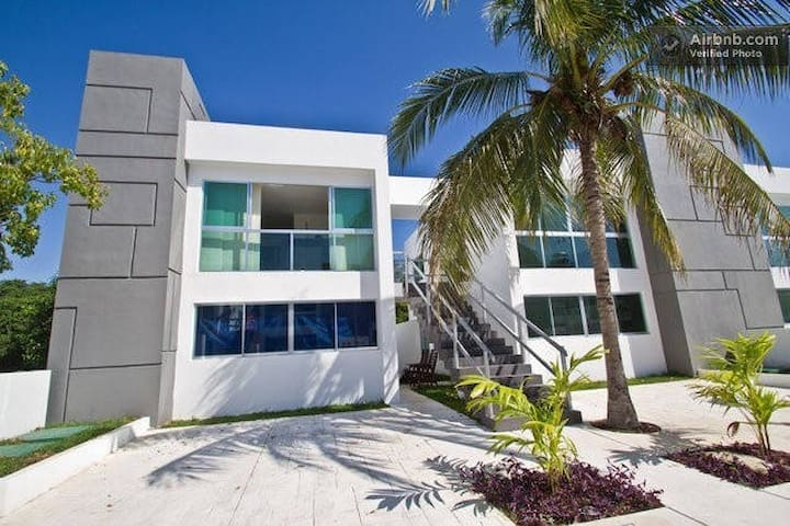 Apartment for rent Playacar . Playa deal Carmen - Playa del Carmen - Daire