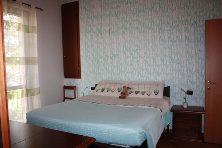 DOUBLE ROOM BAMBOO