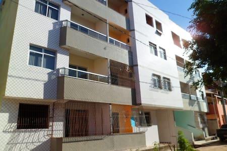 Lindo apto 300 mts da Praia - Piúma - 公寓