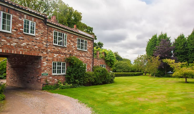 Luxurious cottage in a perfect location. - Escrick - Casa