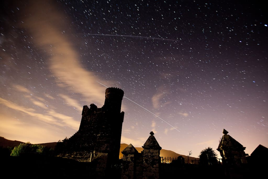 The stars at Ballyhoura