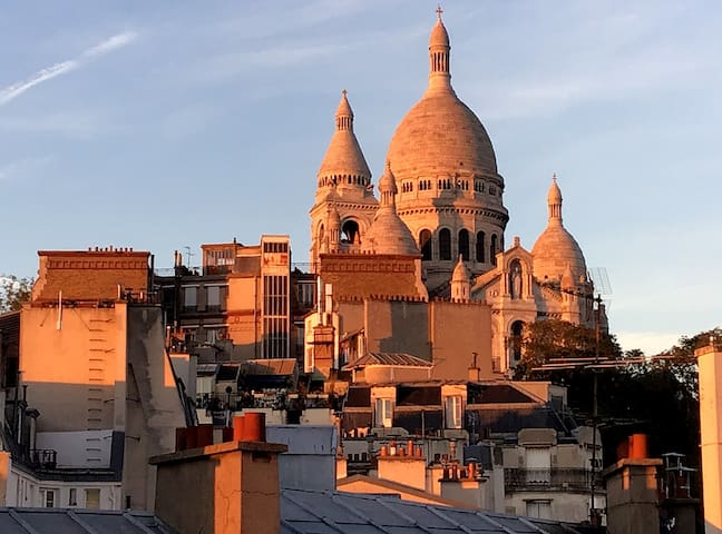 Good to know – wonderful Montmartre