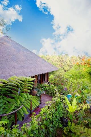 Ubud-Malashree Main House - Tampaksiring - Casa