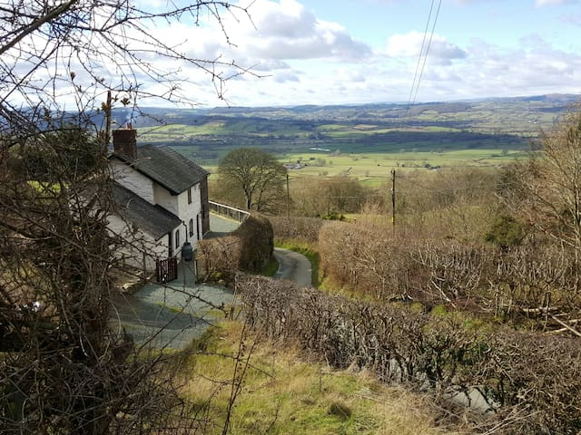 Far Hill Cottage - Welshpool - Hus
