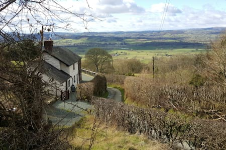 Far Hill Cottage - Welshpool - Casa
