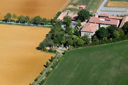 Holiday house on the Piacenza hills - Castell'Arquato