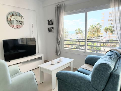 NEWDELUXEAPARTMENT DENİZE SIFIR MARBELLA FULLCENTER