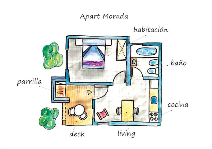 Apart Morada